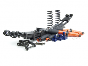 Holden Colorado outback armour suspension kit